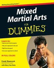 Mixed Martial Arts For Dummies Shamrock, Frank