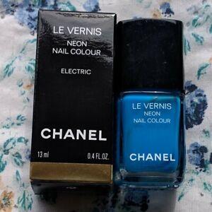 CHANEL Le Vernis Nail Polish 148.802 Neon Wave Electric