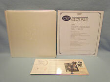 4 Lot Creative Memories 12x12 Wedding Album~Preprinted Pages~Protectors~Stickers