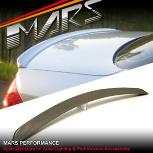 AMG CLK63 Style Rear ABS Trunk Lip Spoiler for Mercedes-Benz CLK W209 C209 Coupe