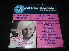 All Kellie Pickler Karaoke CDG 13 Songs Small Town Girl,Red High Heels,Someone..