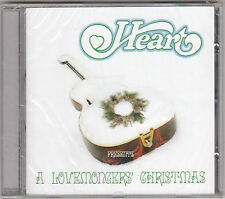 HEART - A LOVEMONGERS' CHRISTMAS - CD (NUOVO SIGILLATO)
