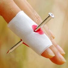 Bloody Nail Through Finger Joke Gag Gift and Prank Childrens Kids Party Tricks