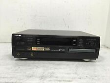 Philips Cdr785 3 Cd + 1-Cd-R/Rw Audio Recorder Changer Player 2000 Rare