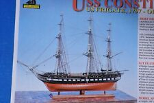 """Model Shipways U.S.S. Constitution Kit No. Ms2040 5/32"""" Scale New"""