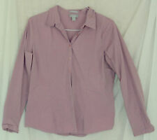 Old Navy Light Purple  Blouse Long Sleeve  Ladies XL