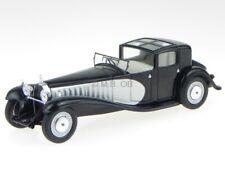 Bugatti Type 41 Royale 1928 schw silber Modellauto WB221 Whitebox 1:43