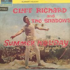 "CLIFF RICHARD & THE SHADOWS - SUMMER HOLIDAY 1963 12"" Vinyl LP Record Australia"