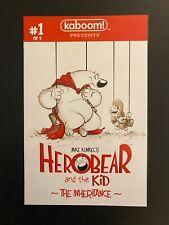 Herobear and the Kid 1 Gem Mint Uncirculated Kaboom Comic Book QL57-29