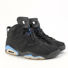 Nike Mens Air Jordan 6 VI Retro UNC Black University Blue 11 US 45 EU