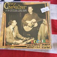 Jay Chevalier & The Louisiana Long Shots - Rockabilly CD