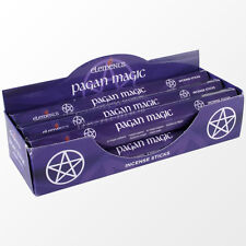 New Elements Pagan Magic Incense Joss sticks. 20 sticks, 1 pack.
