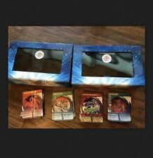 Bakugan Battle Brawlers 2 Card Holders w/ 60 Cards (2008). Free Shipping!