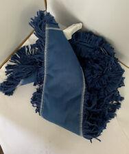 TOUGH GUY 1TZD8 Cotton Dust Mop, Blue