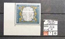 Ungeprüfte postfrische Briefmarken aus der BRD (1960-1969)