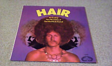 BRUCE BAXTER HAIR UK STUDIO LP 1970 GALT MacDERMOT NUDIE EXPLOITATION PSYCH FUNK
