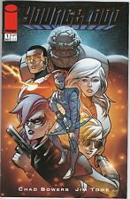 Youngblood #1 (2017) Image Retailer Appreciation Embossed Variant NM+
