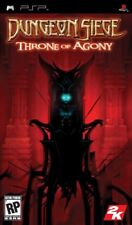Dungeon Siege : Throne of Agony PSP NEW SEALED GAME
