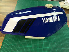YAMAHA DT175 MX  DECAL SET For Tank & Side Panels