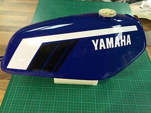 YAMAHA DT175 MX  DECAL SET,  DT 125 MX DECAL SET  For Tank & Side Panels