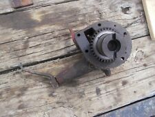 Farmall Ih B Bn Tractor Original Working Governor Assembly With Cover Mount Case