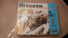 Airfix NATO Ground Crew Toy Soldier 1:72 HO mint in box Sealed
