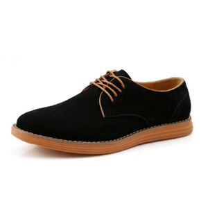 New Business Artificial Leather Low-Top Casual Mens Oxford Shoes for Work Office