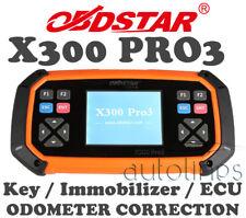 OBDSTAR X300 PRO3 OBD2 Immobilizer Odometer Diagnostic Programmer Scan Tool