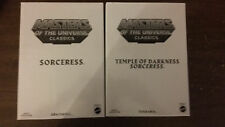 MOTU Classics Shadow Weaver Sorceress Temple Set of  3 NEW   Worldwide Shipping