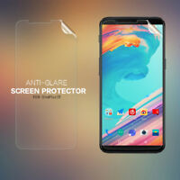 Nillkin Thin Matte Anti-Glare Protective Screen Protectors Film For OnePlus 5T