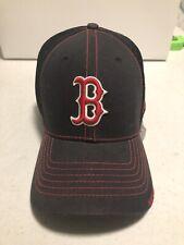 Boston Red Sox Hat Cap Blue Red Mlb Medium/large Cap c39