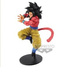 Dragonball Super Saiyan 4 Goku 4x10 Kamehameha Figure Banpresto (100% authentic)