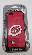 CINCINNATI REDS 3D Hard Protective Cell Phone Case for the IPhone 5 5s