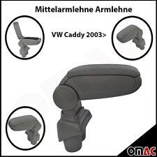 Mittelarmlehne Armlehne Grau VW Caddy 2003 2017 Touran 2003-2015 Passform