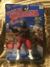 WWF LJN JUNK YARD DOG Wrestling Figure - Sealed Card ( MOC) 1985