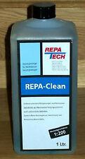 REPA CLEAN Heizungsreiniger gegen verschlammte Rohre verschlammtes Heizungswasse
