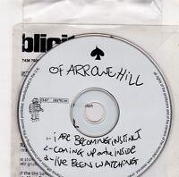 (GI965) Of Arrowe Hill, I Are Becoming Instinct - 2003 DJ CD
