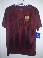 FC Barcelona soccer FCB jersey T-shirt Barça fútbol camiseta camisa NEW Youth L