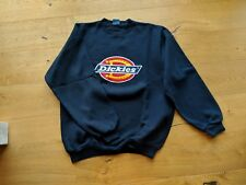Sweater Kapuzenshirt Hooded marine mit DICKIES Logo SH3001 Aktion