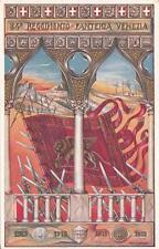 A8162) FIRENZE, 84 REGGIMENTO FANTERIA VENEZIA NELLA WW ITALO TURCA E NELLA WW1.