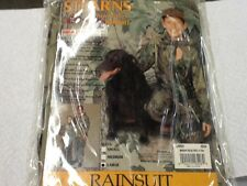 Stearns 8034 Rainjammer Youth Rainsuit Realtree Brown Medium Brand New