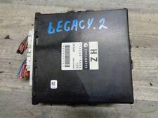 Subaru Legacy IV 2,5 Steuergerät 31711AH771 112200-9455  (2)