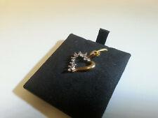 Heart Pendant (N40482) 10K Gold