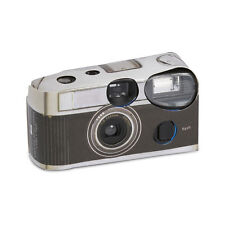 Disposable Cameras with Flash Vintage Design in Black Party Favour