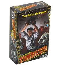 BRAND NEW Zombies!!! Director's Cut Second Edition Board Game Twilight Creations