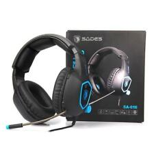 SADES SA818 Stereo Gaming Headset Headphone with Mic For PC/Laptop/iPad Xbox one