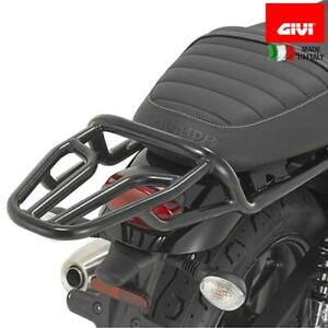 GIVI SR6407 Luggage Rack Rear Without Plate Triumph Street Twin 900 (16)