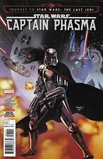 Star Wars Comic Issue 1 The Last Jedi Captain Phasma Modern Age First Print