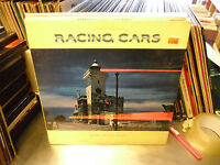 RACING CARS Bring On The Night LP VG+ 1978 Stereo Chrysalis Records