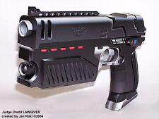 Judge Dredd Sylvester Stallone Pistol 1: 1 3D Paper Model DIY Handmade Habbit